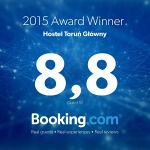 Nagroda Guest Review Award Booking.com!